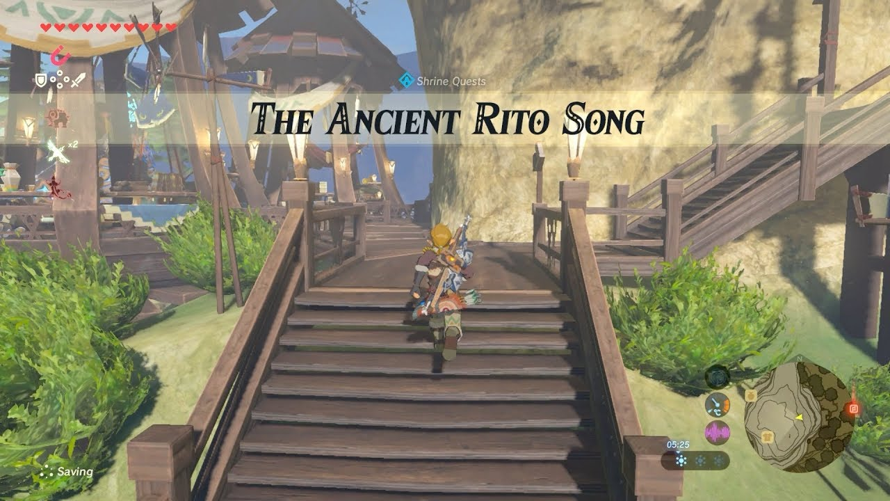 The Legend Of Zelda Breath Of The Wild The Ancient Rito Song Shrine Quest Bareeda Naag Shrine Youtube As war broke out, the past childhood sweethearts are now faced with impossible choices that pit love against duty: the legend of zelda breath of the wild the ancient rito song shrine quest bareeda naag shrine