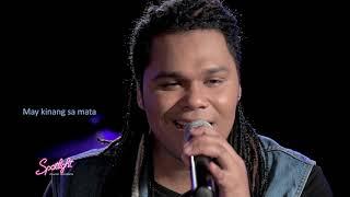 "Garrett Bolden performs ""TAGPUAN"" (originally performed by Moira de la Torre)"