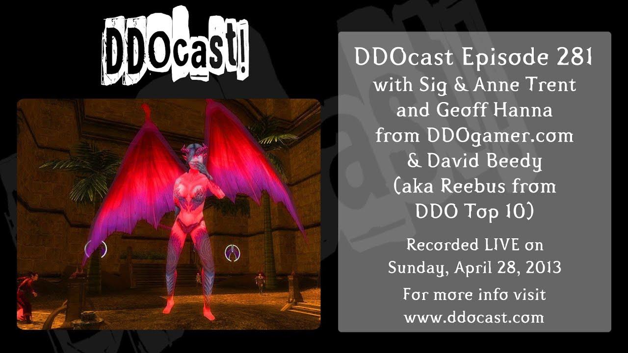 May « 2013 « DDOcast – A DDO Podcast!