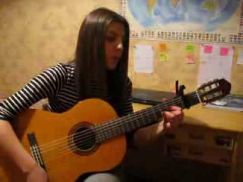 Shontelle - Impossible (guitar cover) - YouTube