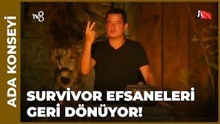 Efsaneler Survivor'da   Acun Ilıcalı O İsimleri Açıkladı! - Survivor Özel