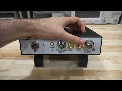 TSP #100 - Tektronix RSA607A Real-Time Spectrum Analyzer Review, Teardown & Experiments