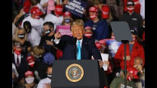 President Trump holds a Make America Great Again rally in Middletown, PA   FULL, 9/26/2020