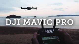 FIRST TIME FLYING A DRONE EVER DJI Mavic Pro New Zealand