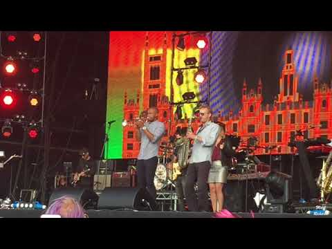 Musical Youth - Pass The Dutchie live at Rewind 2017