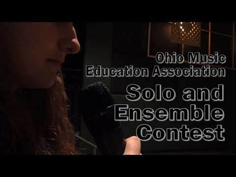 Ohio Music Education Association: Solo and Ensemble Contest
