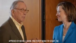 Point Guard - Michelle Nunn for U.S. Senate