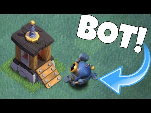 "the O.T.T.O Bot New Upgrade!! ""Clash Of Clans"" All Troop Upgrades!!"