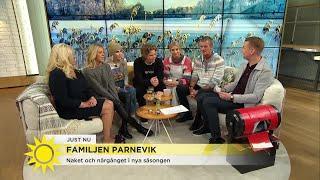 """jesper parnevik """"väldigt intimt i år och det känns lite jobbigt"""" nyhetsmorgon tv4"""