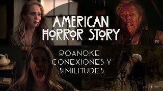 American Horror Story: Roanoke (Conexiones y Curiosidades)