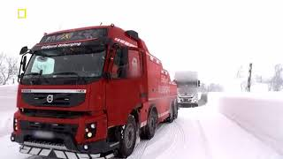 Ледяная дорога. 7 серия
