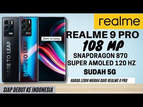 MAKIN GAHAR !! REALME 9 PRO INDONESIA   INILAH HARGA SPESIFIKASI LENGKAP DAN TANGGAL RILIS
