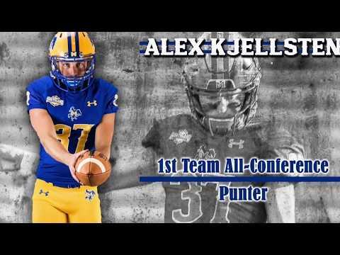 Alex Kjellsten - Kicker/Punter - NFL Draft Eligible (McNeese State)
