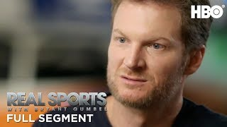 Dale Earnhardt Jr.'s Concussion Battle (Full Segment) | Real Sports w/ Bryant Gumbel | HBO