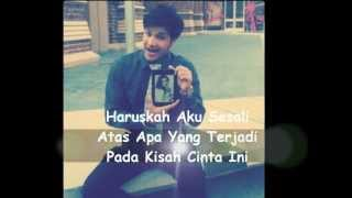OST Atas Nama Cinta TV3 »» Full Song (Lyric) ™