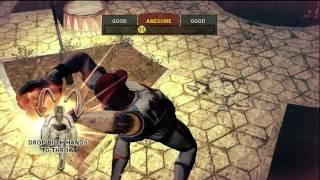 Diabolical Pitch gameplay - Garden World 4-1