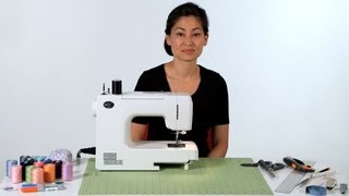 Sewing Lessons with Jennifer Wiese | Sewing Machine