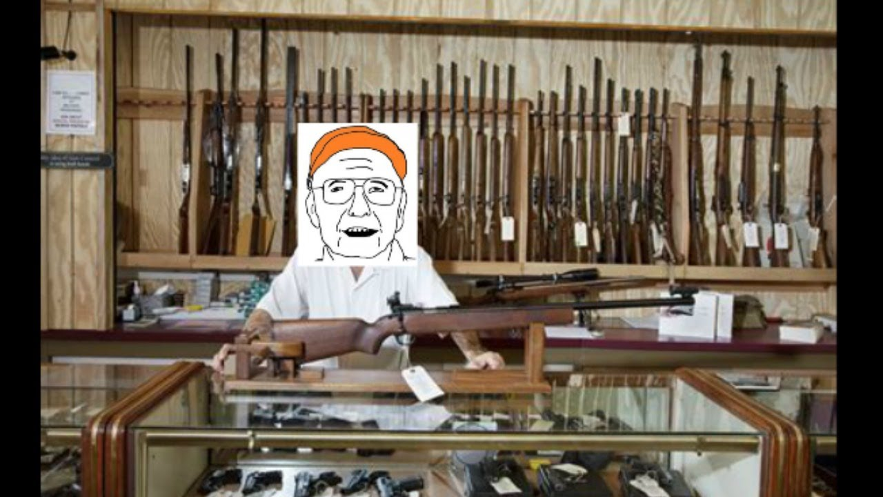 Livestream No.2 Mk.17: Things I've Learned from Working at a Gun Shop