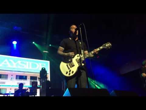 Bayside - Montauk Live 8.11.2016 Vacancy Tour @ Revolution Live In Fort Lauderdale, FL