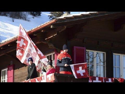 La Svizzera annuncia una riapertura graduale dal mese di marzo