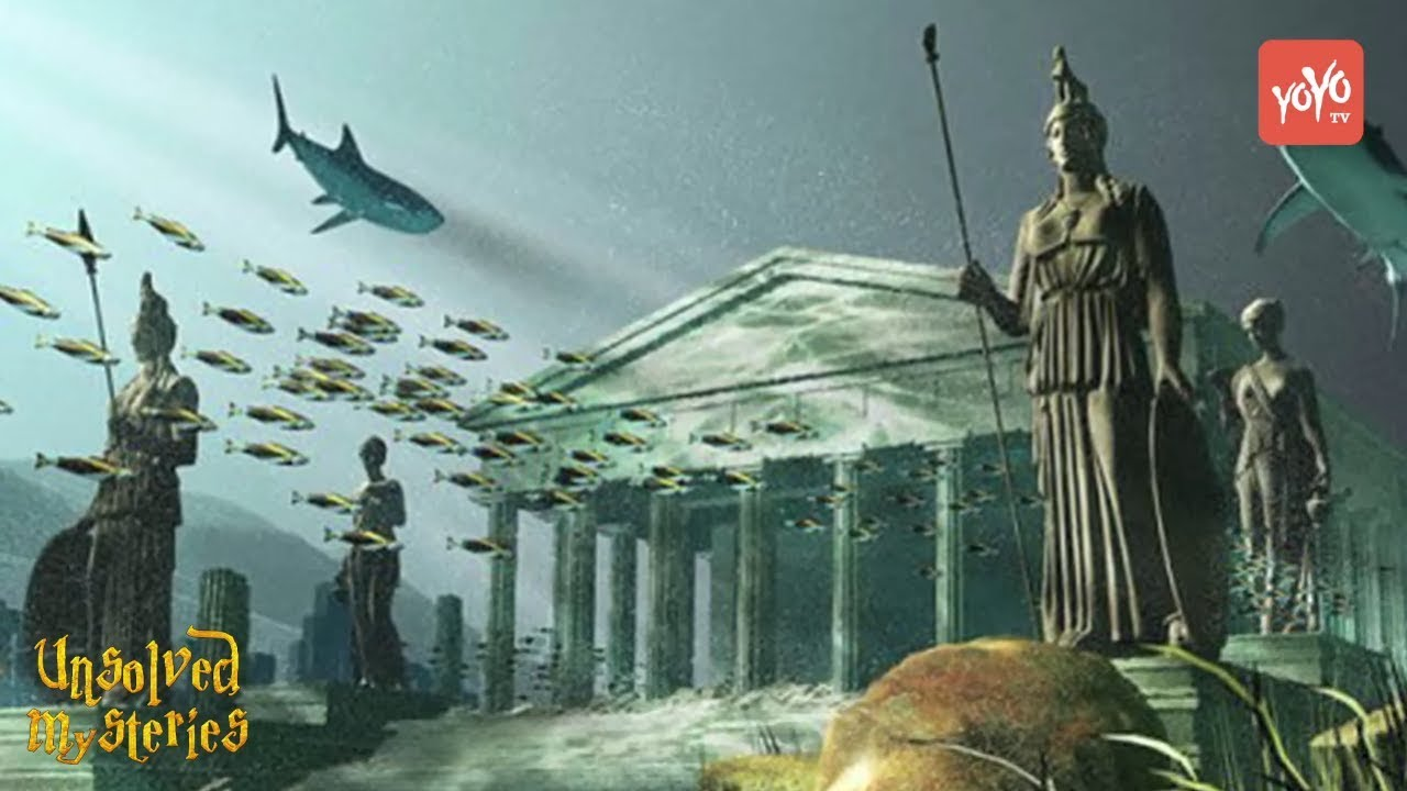 The Mystery of Atlantis