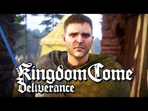 Kingdom Come Deliverance Gameplay German #36 - Pfeil im Arsch