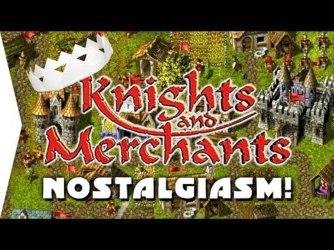 Knights & Merchants HD ► Nostalgic Medieval Week - DAY 2 KaM Remake Gameplay! - [Nostalgiasm]