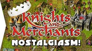 Knights & Merchants HD ► Nostalgic Medieval Week - KaM Remake Gameplay! - [Nostalgiasm]