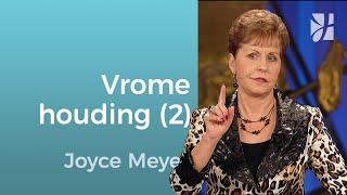 Een vrome houding (2) – Joyce Meyer – God ontmoeten
