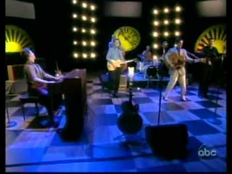 Million Dollar Quartet - The View