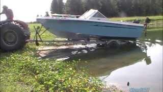 Testing the Homemade Boat Motors