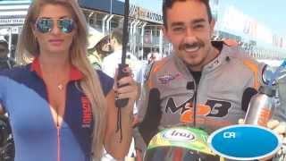 Moto 1000 GP - Campo Grande MS - Bastidores