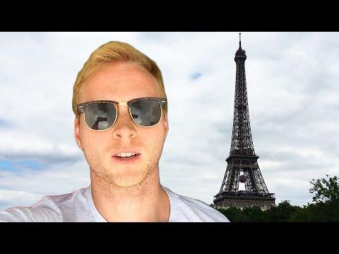 Backpacking Through Europe, Pt. 1: Paris, France