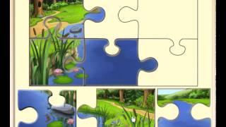 Пазлы для детей 3 4 лет онлайн бесплатно играть - Пазл