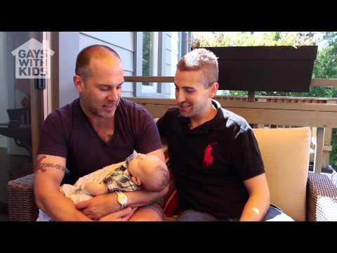Visiting a Gay Dad Family: Frank & BJ