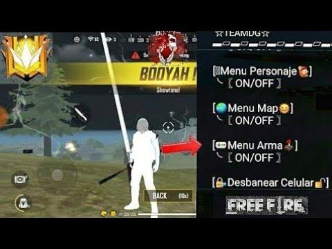 Hack Free Fire Mod Menu Game Guardian Script 2020 Free Fire Vip Script V 1 48 5 2020 Vipscript Youtube
