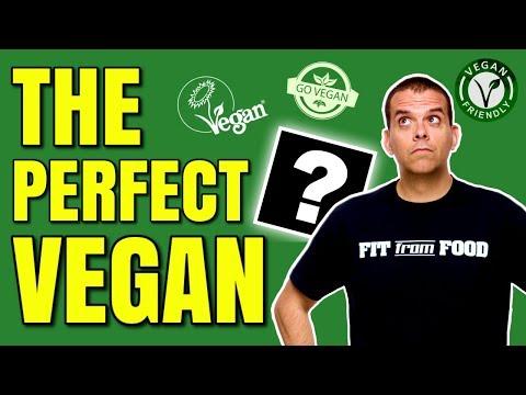 THE PERFECT VEGAN / ARE YOU VEGAN ENOUGH