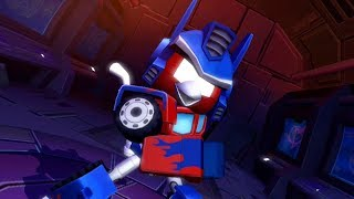 Angry Birds Transformers Optimus prime - Unlocked new upgrade Gameplay # 01