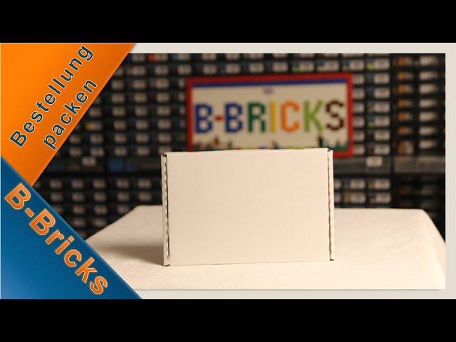 BrickLink-Bestellung packen #01