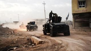 أخبار عربية: القوات العراقية تستعد لاقتحام غرب الموصل وتحذيرات من مجازر
