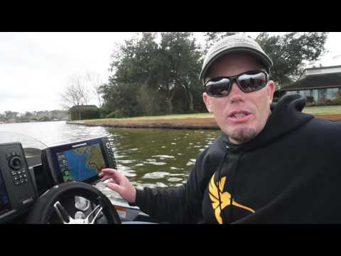 How And When To Use Humminbird LakeMaster's Water Level Offset