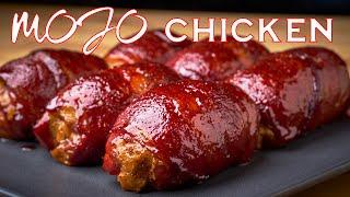 MOJO Chicken | World Champion Chicken Recipe | Making It MOJO