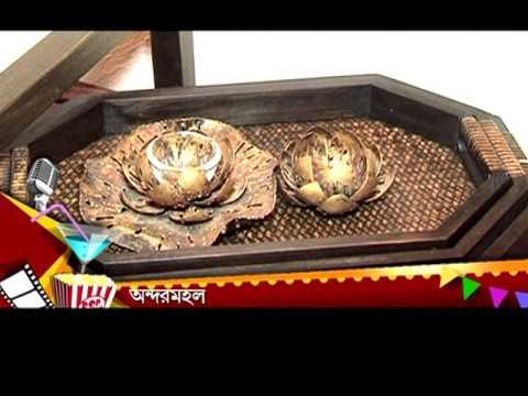 Ethnic Furniture In Kolkata|    Interior Design Video