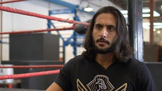 Mansoor speaks about being the first Saudi WWE Superstar – Exclusive Interview