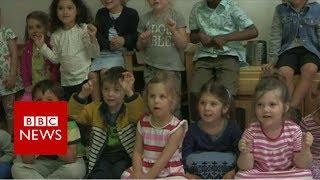 How do you get ready for BIG school?- BBC News