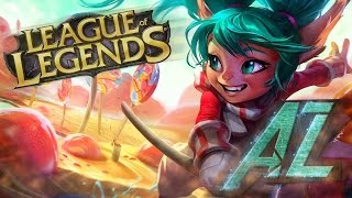 A-Z League of Legends: Poppy - Do ściany!