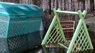 Последствия наводнения город Асбест.(Весна принесла много сюрпризов., 2016-04-12T08:33:04.000Z)