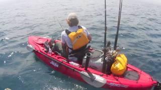 Hobie Fishing And FastlaneSC Slay Cedros MX