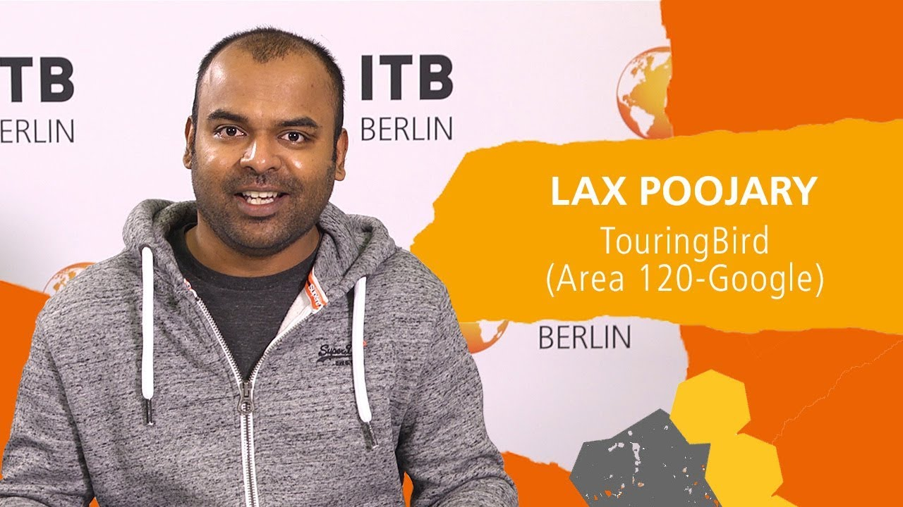 ITB Convention 2019: Lax Pooray about the mega topic In-Destination Services
