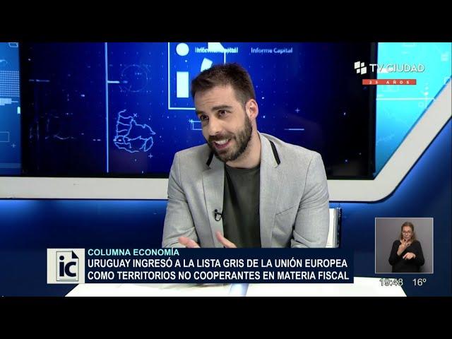 Informe Capital | Columna Economía 05/10/21